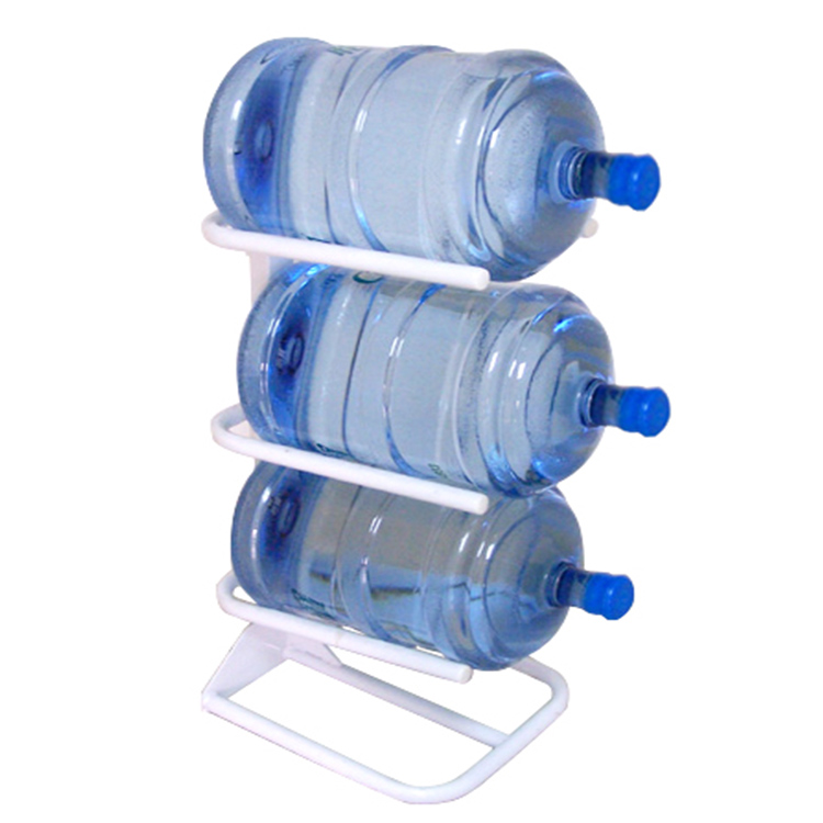 Detachable 5 gallon water storage rack