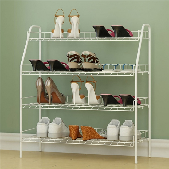 Metal shoes racks MST