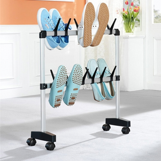 Metal shoes shelves MST