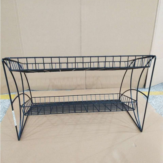 Metal wire candy stand