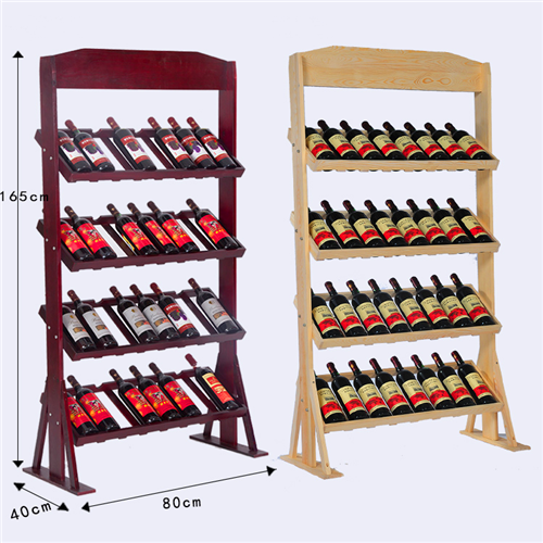 Red wine displayMST